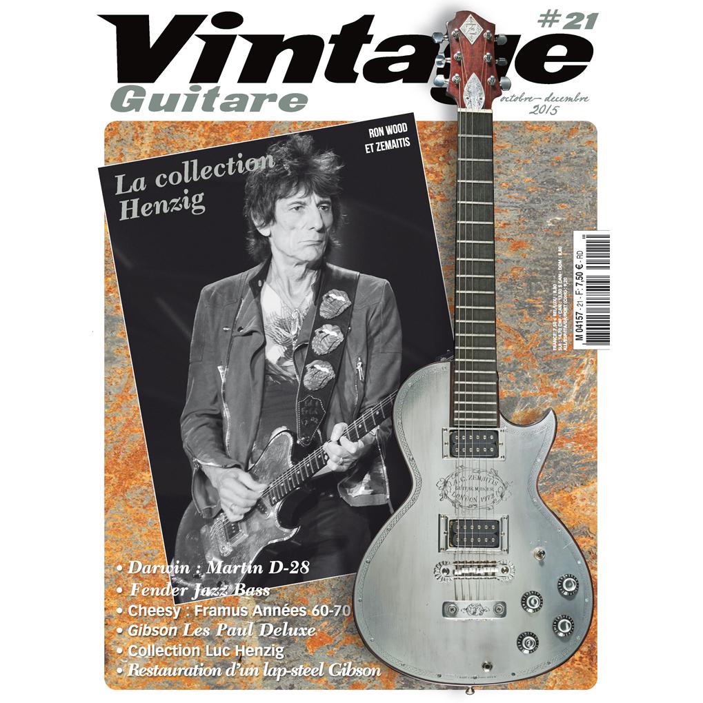 Vintage Guitare 21 PDF