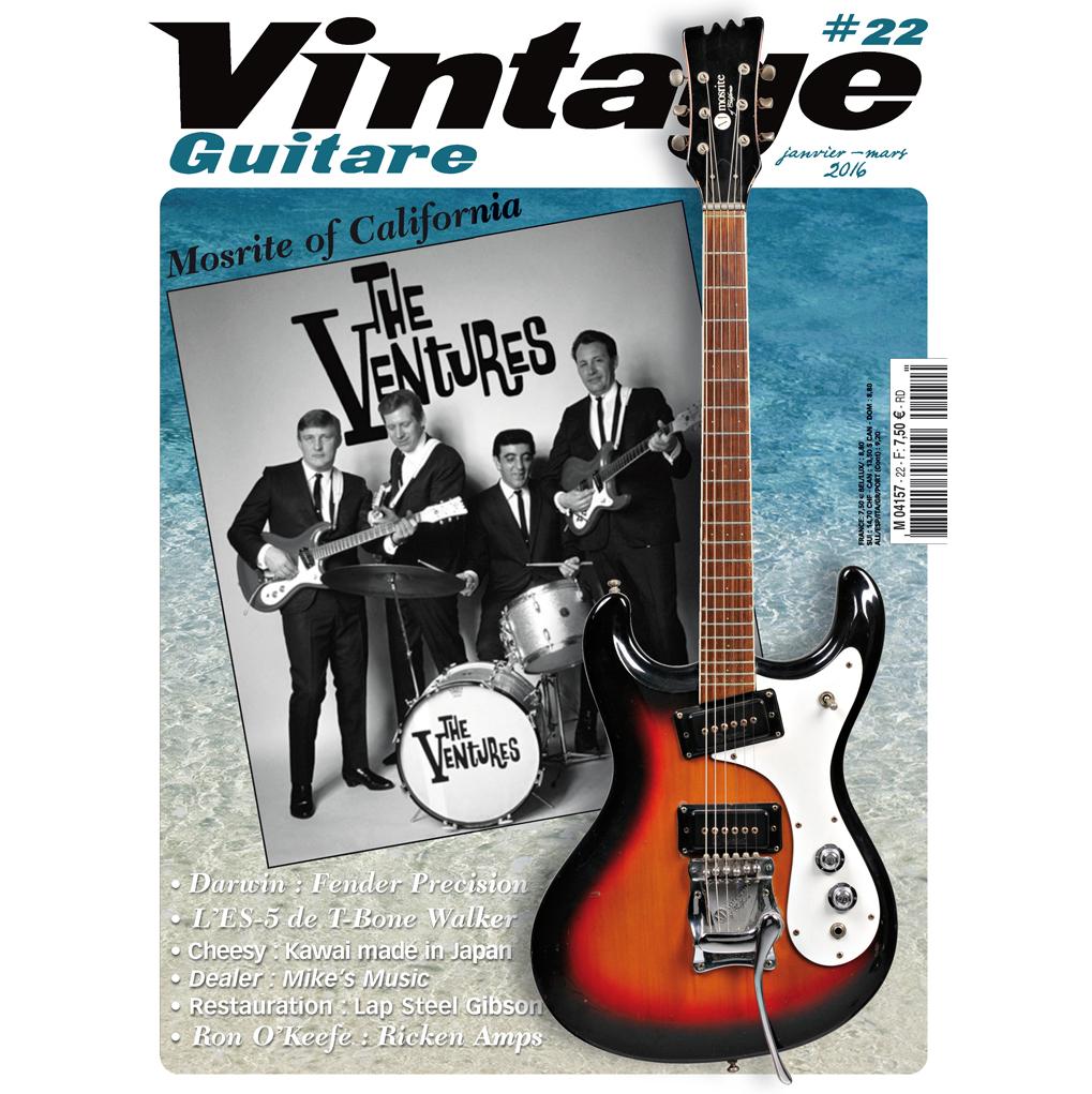 Vintage Guitare 22 PDF