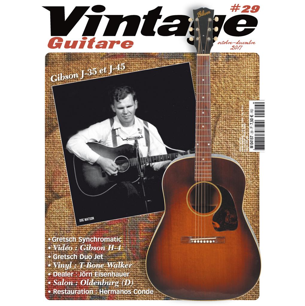 Vintage Guitare 27 PDF